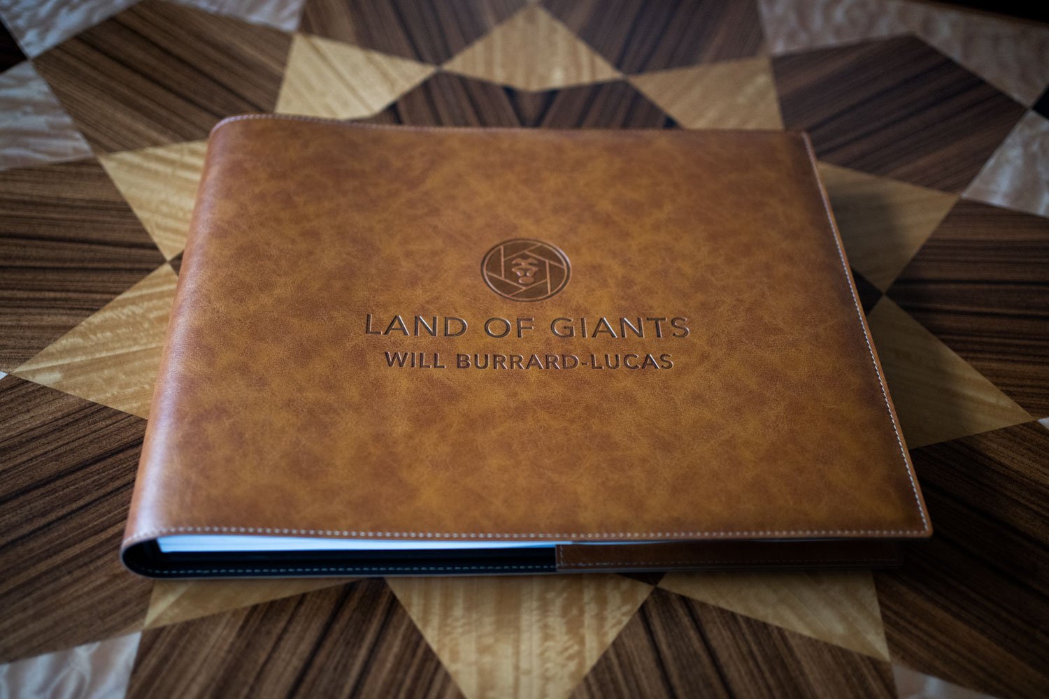 Land of Giants Special Edition - Will Burrard-Lucas